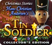 Christmas Stories: Hans Christian Andersen's Tin Soldier Collector's Edition for Mac Game