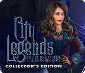City Legends: The Curse of the Crimson Shadow Collector's Edition