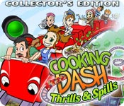 Cooking Dash 3: Thrills and Spills Collector's Edition for Mac Game