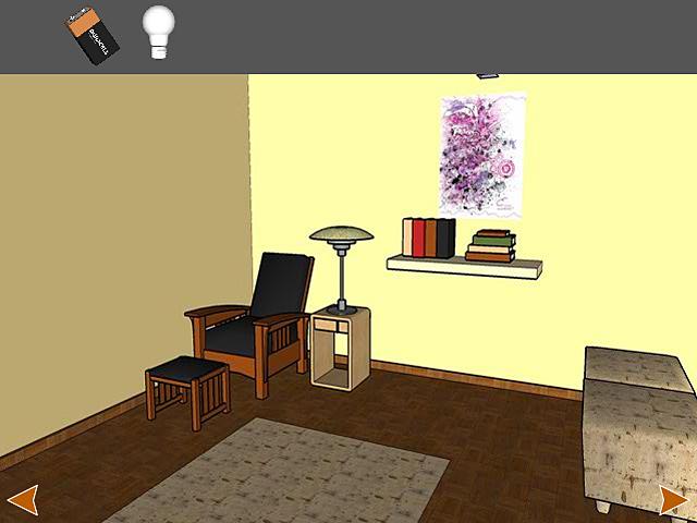 Image Cozy Bedroom Escape