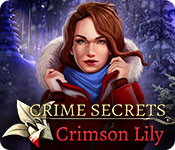 Crime Secrets: Crimson Lily for Mac Game