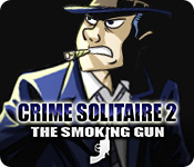Crime Solitaire 2: The Smoking Gun for Mac Game