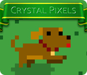 Crystal Pixels for Mac Game