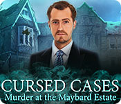 Cursed Cases: Murder at the Maybard Estate for Mac Game