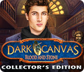Dark Canvas: Blood and Stone Collector's Edition for Mac Game