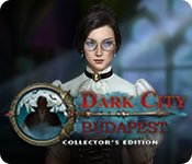 Dark City: Budapest Collector's Edition for Mac Game