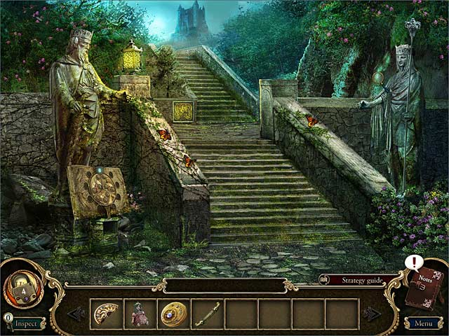 Gra Dark Parables: Curse of the Briar Rose Gra Bezpłatne