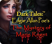 Dark Tales: Edgar Allan Poe's The Mystery of Marie Roget for Mac Game