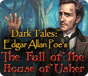 Dark Tales: Edgar Allan Poe's The Fall of the House of Usher for Mac Game