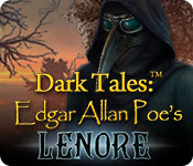 Dark Tales: Edgar Allan Poe's Lenore for Mac Game
