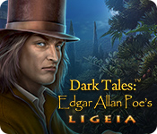 Dark Tales: Edgar Allan Poe's Ligeia for Mac Game