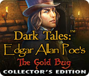 Dark Tales: Edgar Allan Poe's The Gold Bug Collector's Edition for Mac Game