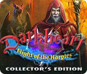 Darkheart: Flight of the Harpies Collector's Edition for Mac Game