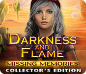 Darkness and Flame: Missing Memories Collector's Edition for Mac Game