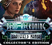 Dead Reckoning: Brassfield Manor Collector's Edition for Mac Game
