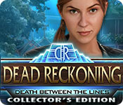 Dead Reckoning: Death Between the Lines Collector's Edition for Mac Game