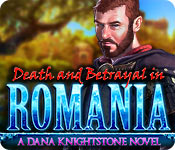 Death and Betrayal in Romania: A Dana Knightstone Novel for Mac Game