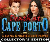 Death at Cape Porto: A Dana Knightstone Novel Collector's Edition for Mac Game