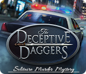 The Deceptive Daggers: Solitaire Murder Mystery for Mac Game