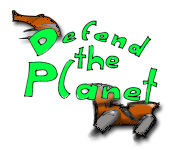 Defend the Planet