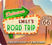 Delicious: Emily's Road Trip Collector's Edition for Mac Game