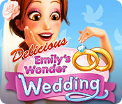 Delicious: Emily's Wonder Wedding for Mac Game