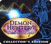 Demon Hunter 4: Riddles of Light Collector's Edition for Mac Game