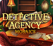 Detective Agency Mosaics for Mac Game