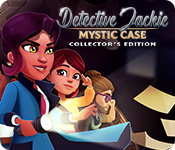 Detective Jackie: Mystic Case Collector's Edition for Mac Game