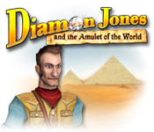 Diamon Jones and the Amulet of the World