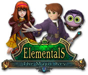 Enjoy the new game: Elementals: The Magic Key