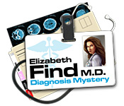 Elizabeth Find MD: Diagnosis Mystery for Mac Game