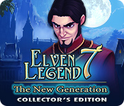Elven Legend 7: The New Generation Collector's Edition for Mac Game