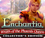 Enchantia: Wrath of the Phoenix Queen Collector's Edition for Mac Game