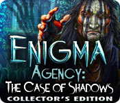 Enigma Agency: The Case of Shadows Collector's Edition for Mac Game