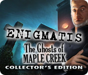Enigmatis: The Ghosts of Maple Creek Collector's Edition for Mac Game