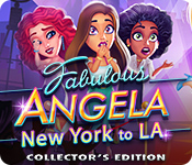 Fabulous: Angela New York to LA Collector's Edition for Mac Game