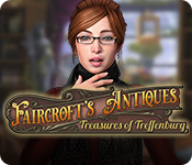 Faircroft's Antiques: Treasures of Treffenburg for Mac Game