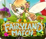 Fairyland Match for Mac Game