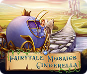 Fairytale Mosaics Cinderella for Mac Game