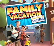 Enjoy the new game: Family Vacation California
