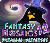 Fantasy Mosaics 12: Parallel Universes for Mac Game