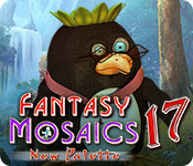 Fantasy Mosaics 17: New Palette for Mac Game