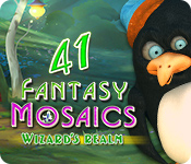 Fantasy Mosaics 41: Wizard's Realm for Mac Game