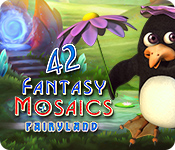 Fantasy Mosaics 42: Fairyland for Mac Game
