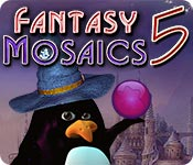 Fantasy Mosaics 5 for Mac Game