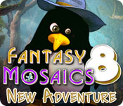 Fantasy Mosaics 8: New Adventure for Mac Game