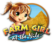 Farm Girl at the Nile for Mac Game