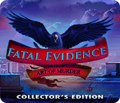 Fatal Evidence: Art of Murder Collector's Edition for Mac Game