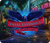 Fatal Evidence: In A Lamb's Skin